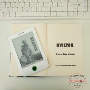 Titulný list - Kvietok