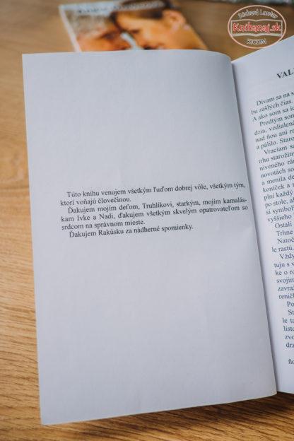 Ukážka z knihy - Venovanie - Spoveď opatrovateľky