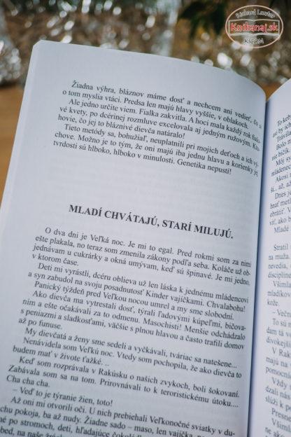 Ukážka z knihy Spoveď opatrovateľky - vybrané strany