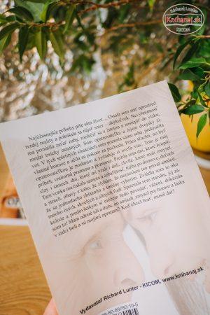 Zadná strana obálky - Spoveď opatrovateľky