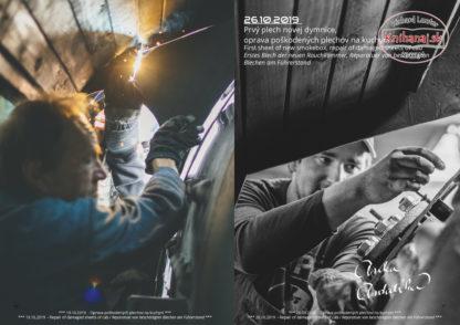 """Ukážka z knihy Oprava """"Papagája"""" 477.013"""