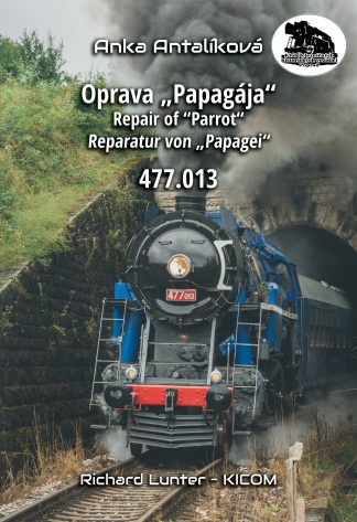 Repair of Parrot 477.013 - Cover - Front page